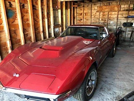 1969 Chevrolet Corvette for sale 101013387