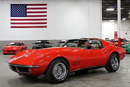 1969 Chevrolet Corvette for sale 101053178