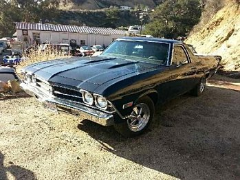1969 Chevrolet El Camino for sale 100825328