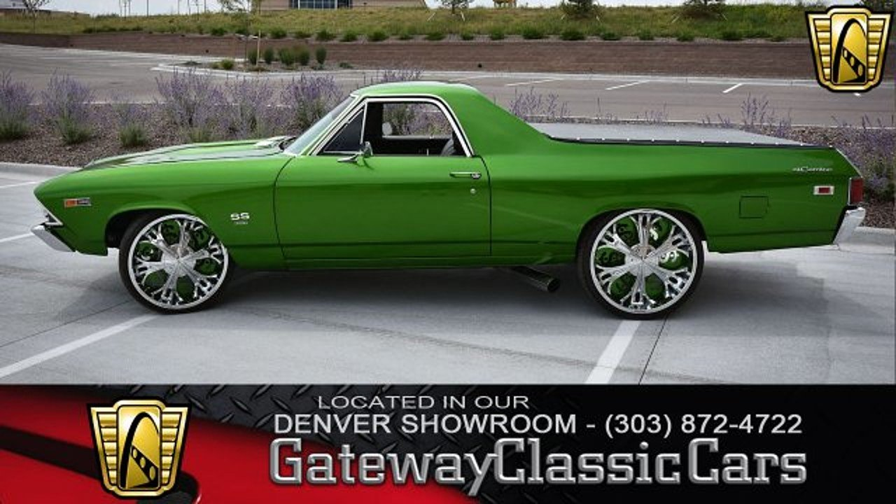1969 Chevrolet El Camino for sale 100920246