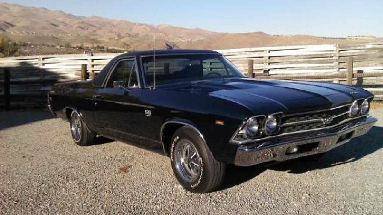 1969 Chevrolet El Camino SS for sale 100974755
