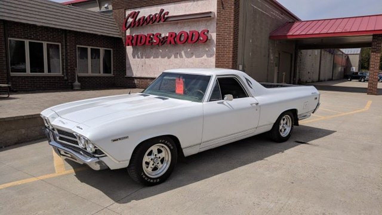 1969 Chevrolet El Camino for sale 100987131