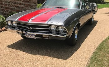 1969 Chevrolet El Camino SS for sale 101004762