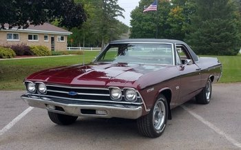 1969 Chevrolet El Camino for sale 100909238