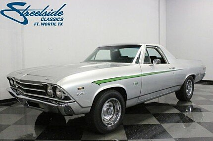1969 Chevrolet El Camino SS for sale 100946669
