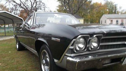 1969 Chevrolet El Camino for sale 100961590