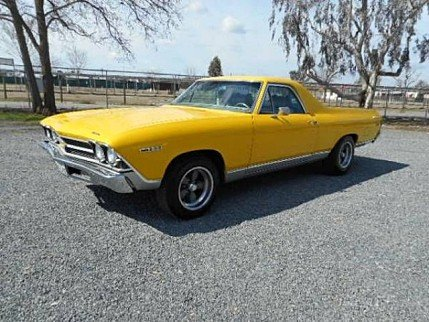 1969 Chevrolet El Camino for sale 100974451