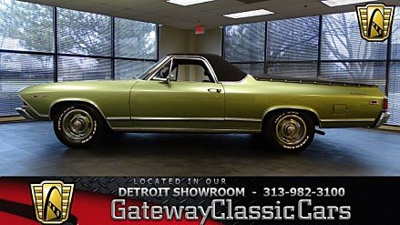 1969 Chevrolet El Camino for sale 100977688