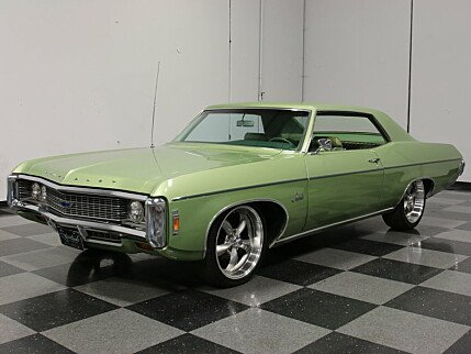 1969 Chevrolet Impala for sale 100760370