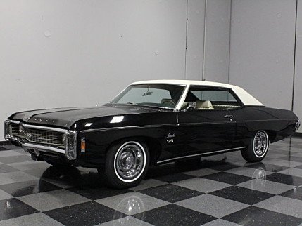1969 Chevrolet Impala for sale 100760383