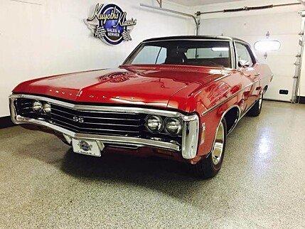1969 Chevrolet Impala for sale 100867269