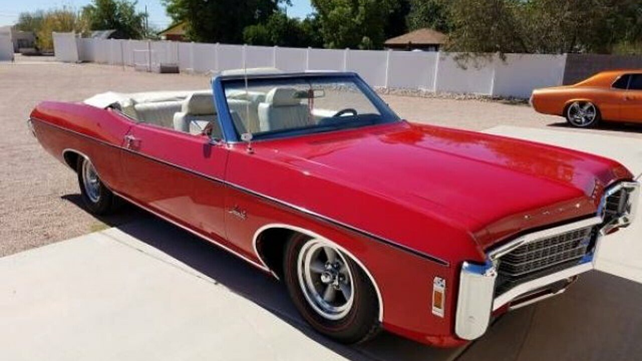 1969 Chevrolet Impala for sale 100842919