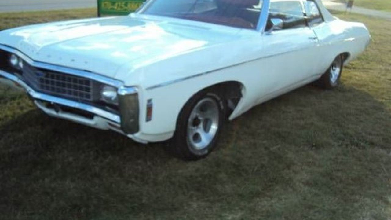 1969 Chevrolet Impala for sale 100862251