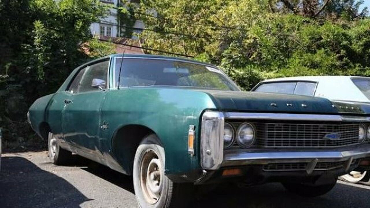 1969 Chevrolet Impala for sale near Cadillac, Michigan 49601 ...