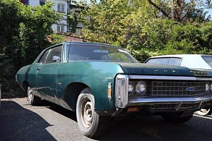1969 Chevrolet Impala for sale 100910789