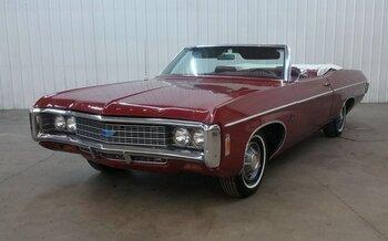 1969 Chevrolet Impala for sale 100945290