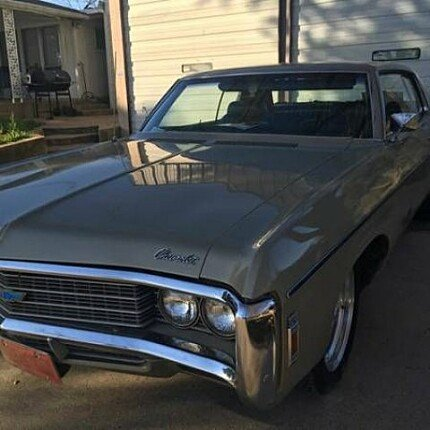 1969 Chevrolet Impala for sale 100957814