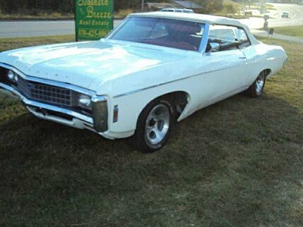 1969 Chevrolet Impala for sale 100985877
