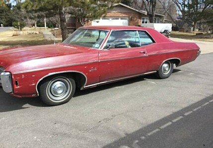 1969 Chevrolet Impala for sale 100989679