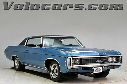 1969 Chevrolet Impala for sale 100990965