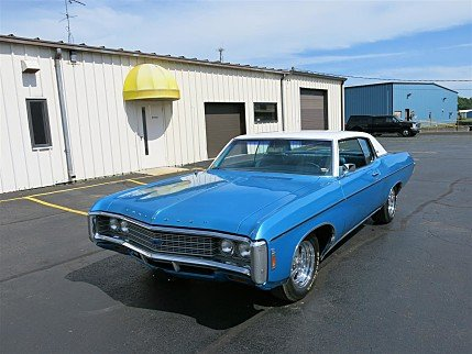 1969 Chevrolet Impala for sale 101004829