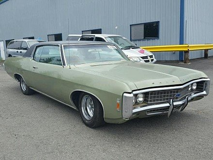1969 Chevrolet Impala for sale 101010420