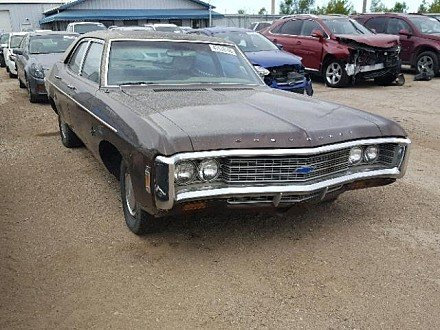 1969 Chevrolet Impala for sale 101040512