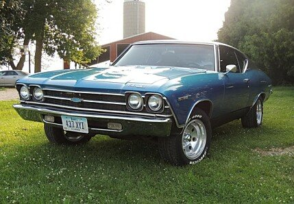1969 Chevrolet Malibu for sale 100862784