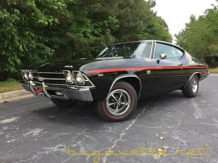 1969 Chevrolet Malibu for sale 100871397