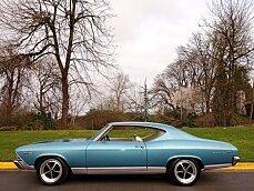 1969 Chevrolet Malibu for sale 100966511