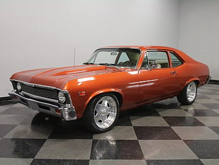 1969 Chevrolet Nova for sale 100766129