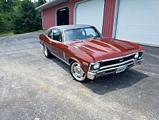 1969 Chevrolet Nova for sale 100771481
