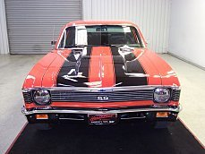 1969 Chevrolet Nova for sale 100772143