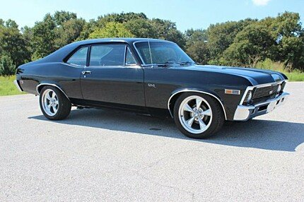 1969 Chevrolet Nova for sale 100799572