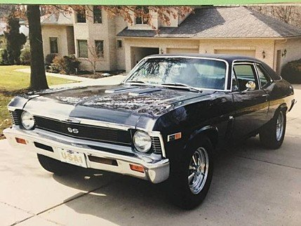 1969 Chevrolet Nova for sale 100845311