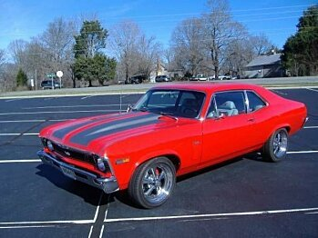 1969 Chevrolet Nova for sale 100825181