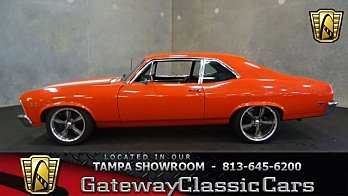 1969 Chevrolet Nova for sale 100861185