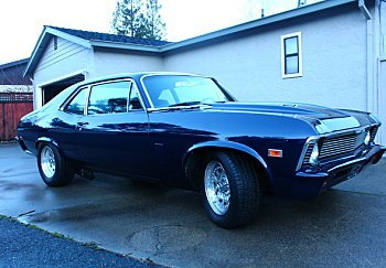 1969 Chevrolet Nova for sale 100863753