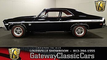 1969 Chevrolet Nova for sale 100964130
