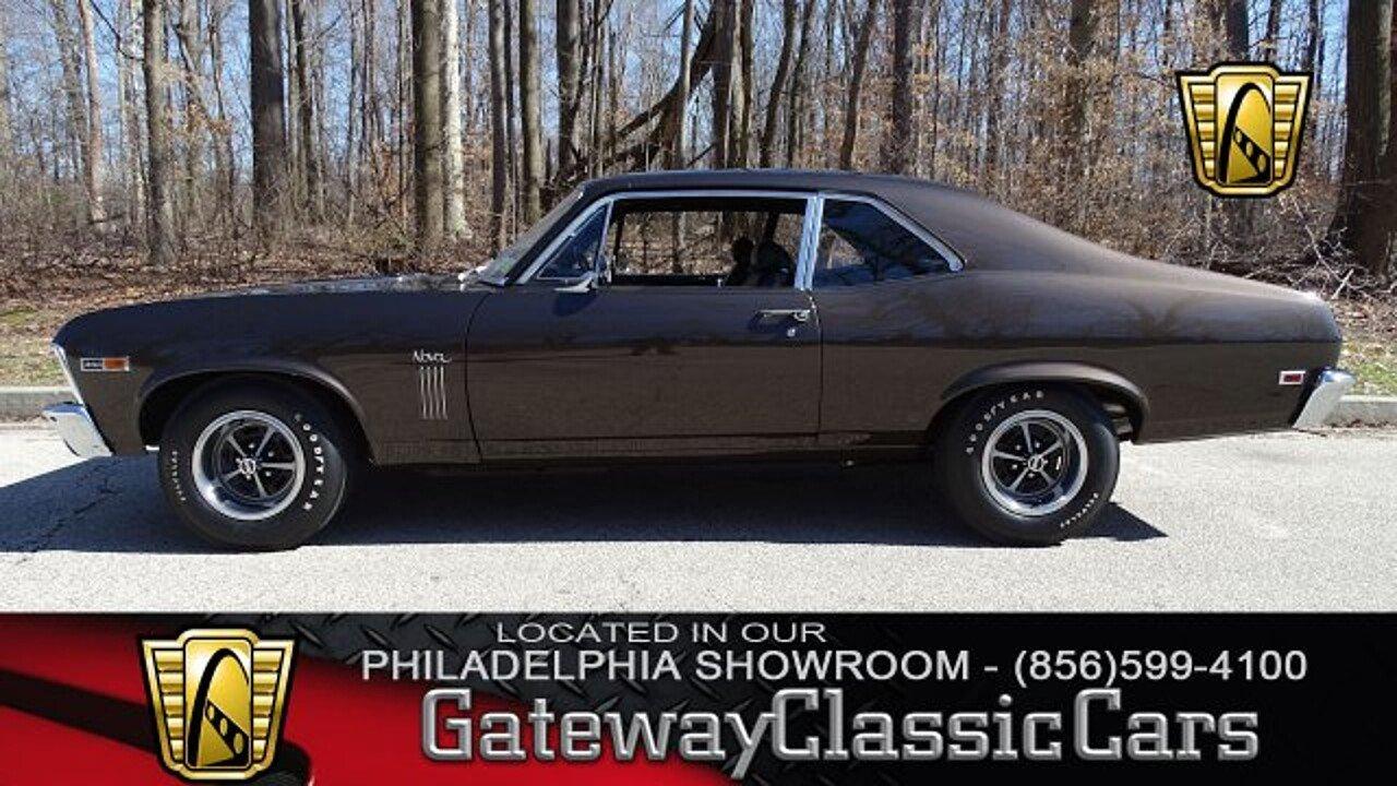 1969 Chevrolet Nova for sale near O Fallon, Illinois 62269 ...