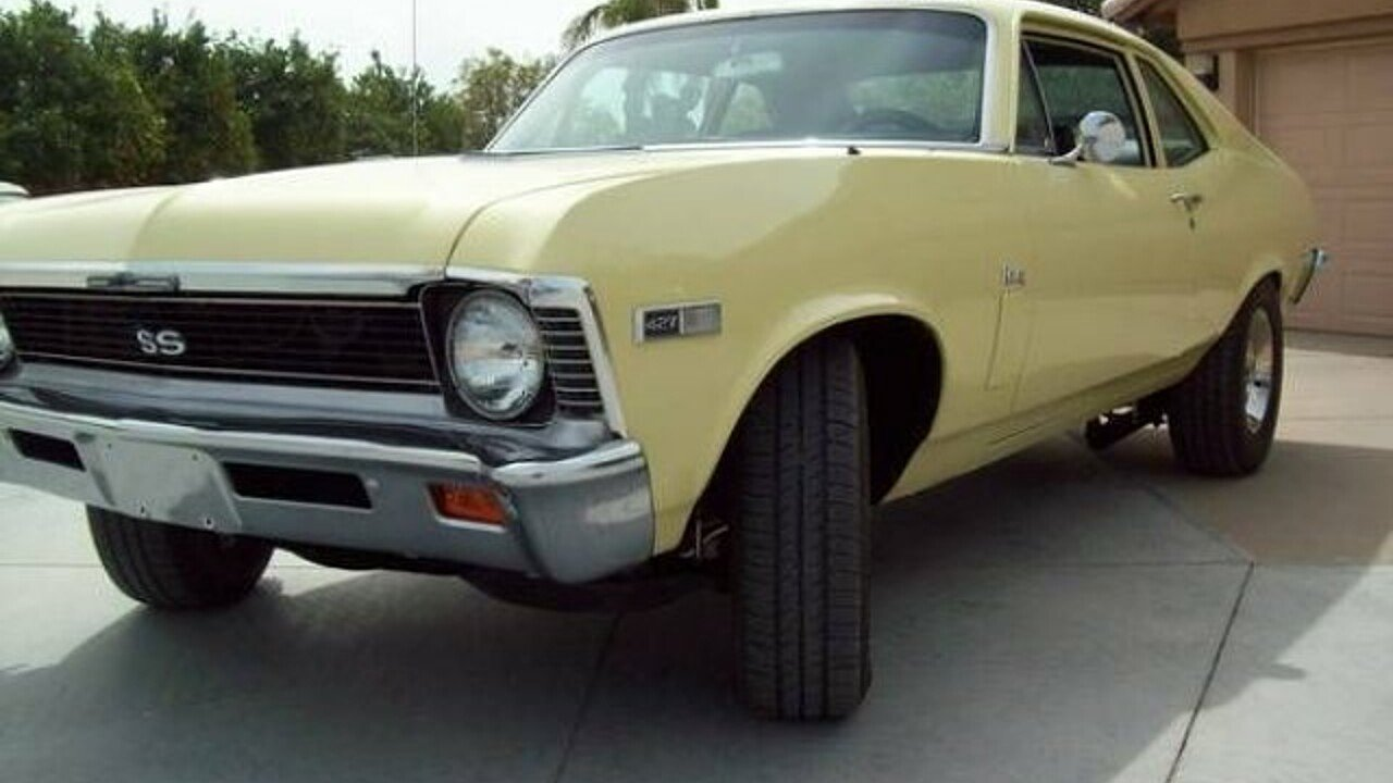 1969 Chevrolet Nova for sale 101013386