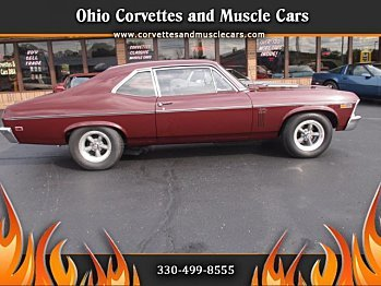 1969 Chevrolet Nova for sale 101036254