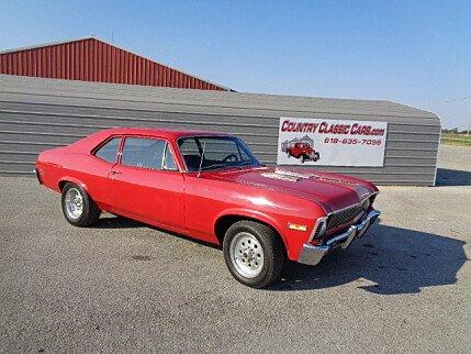 1969 Chevrolet Nova for sale 100912360