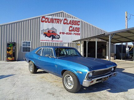 1969 Chevrolet Nova for sale 100961005