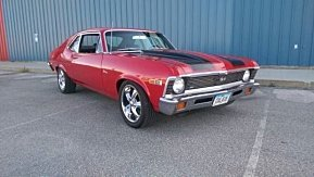 1969 Chevrolet Nova for sale 100825716