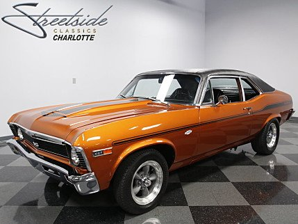 1969 Chevrolet Nova for sale 100867211