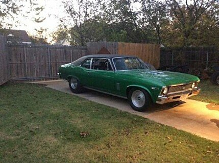 1969 Chevrolet Nova for sale 100869089