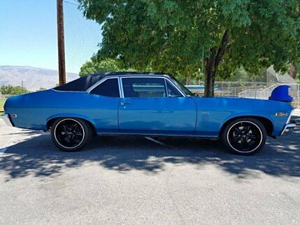 1969 Chevrolet Nova for sale 100885862
