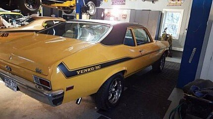 1969 Chevrolet Nova for sale 100904653