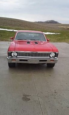 1969 Chevrolet Nova for sale 100961583